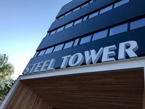 SteelTower